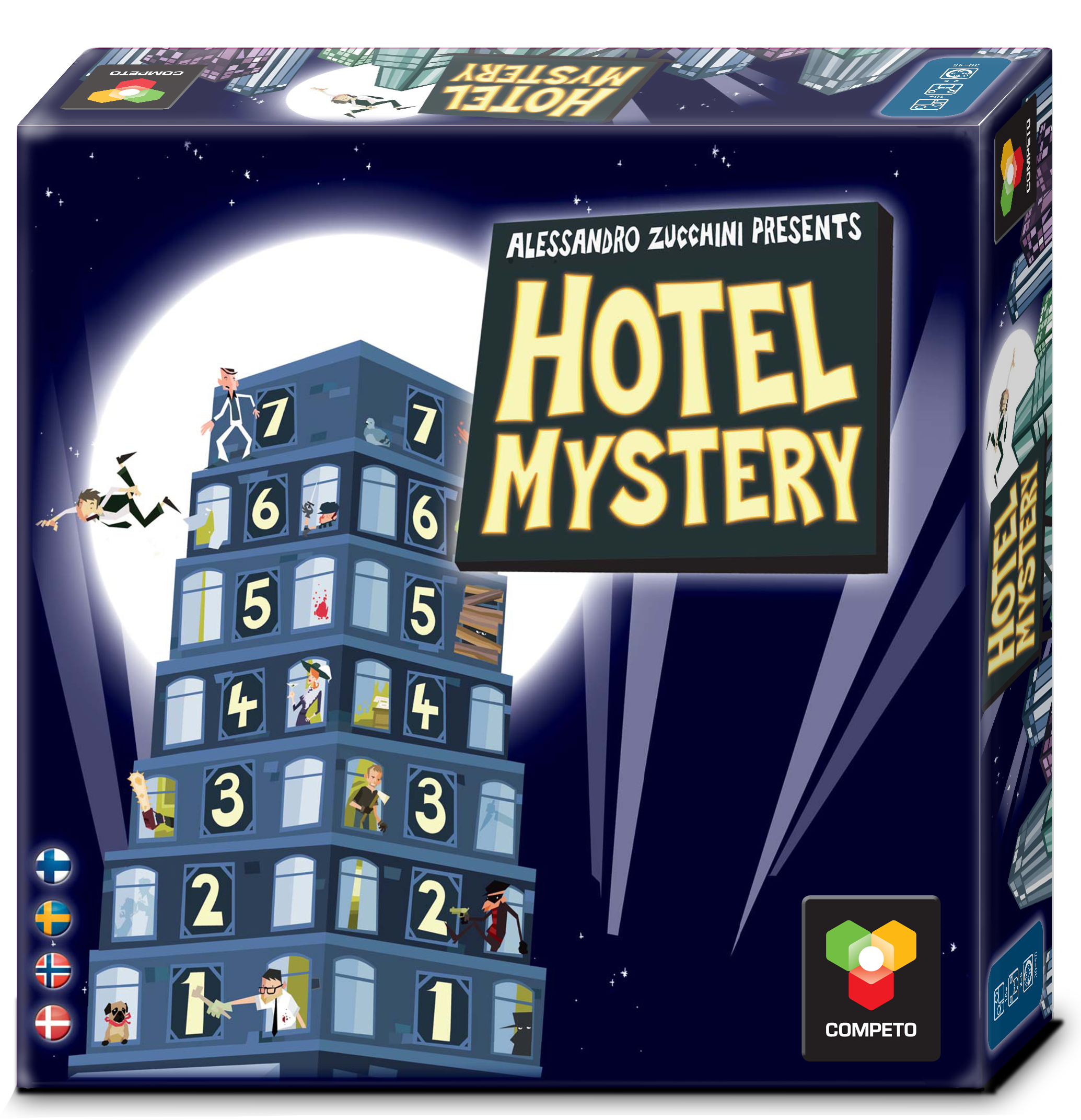 Image of   Hotel Mystery