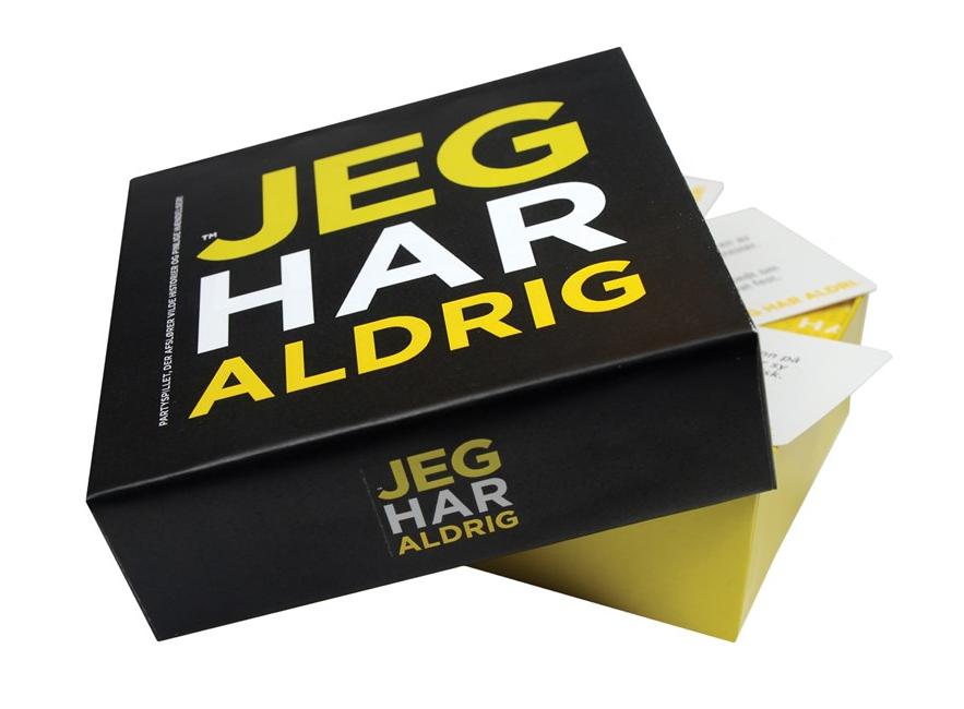 Image of   Jeg Har Aldrig