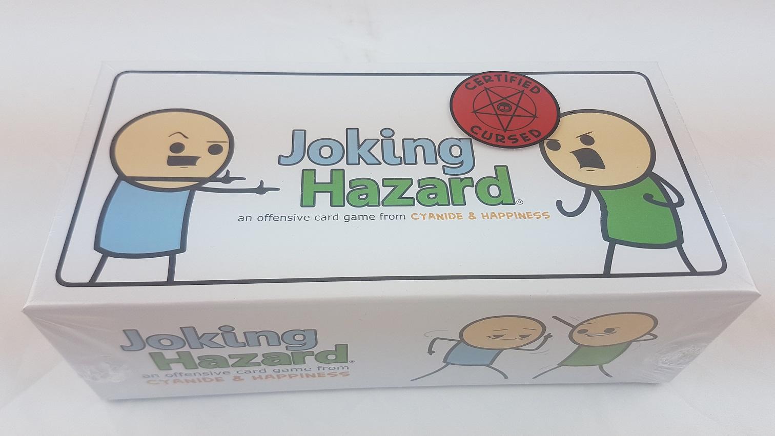 Image of   Joking Hazard