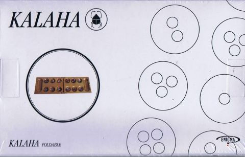 Image of   Kalaha brætspil