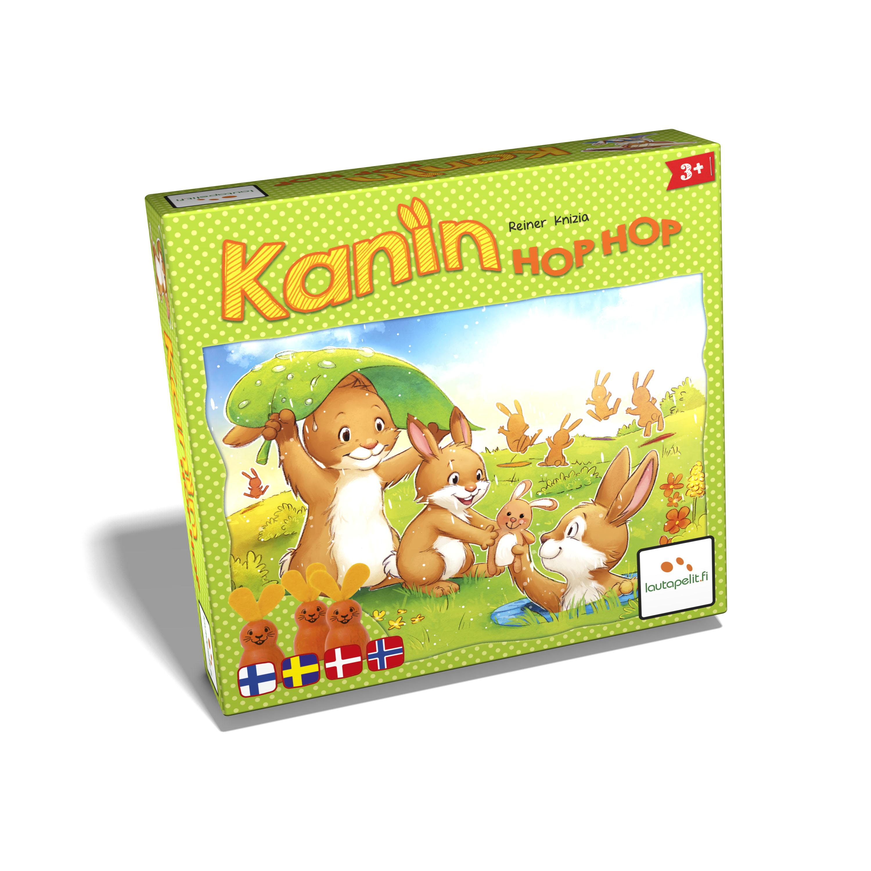 Image of   Kanin Hop Hop