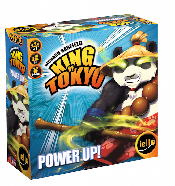 King of Tokyo Power Up 2017