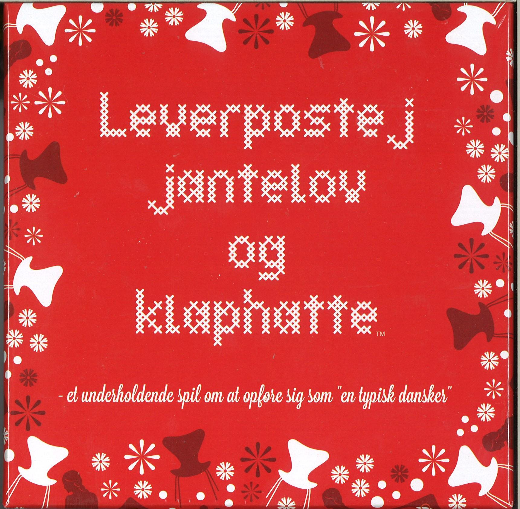 Image of   Leverpostej, Jantelov og Klaphatte