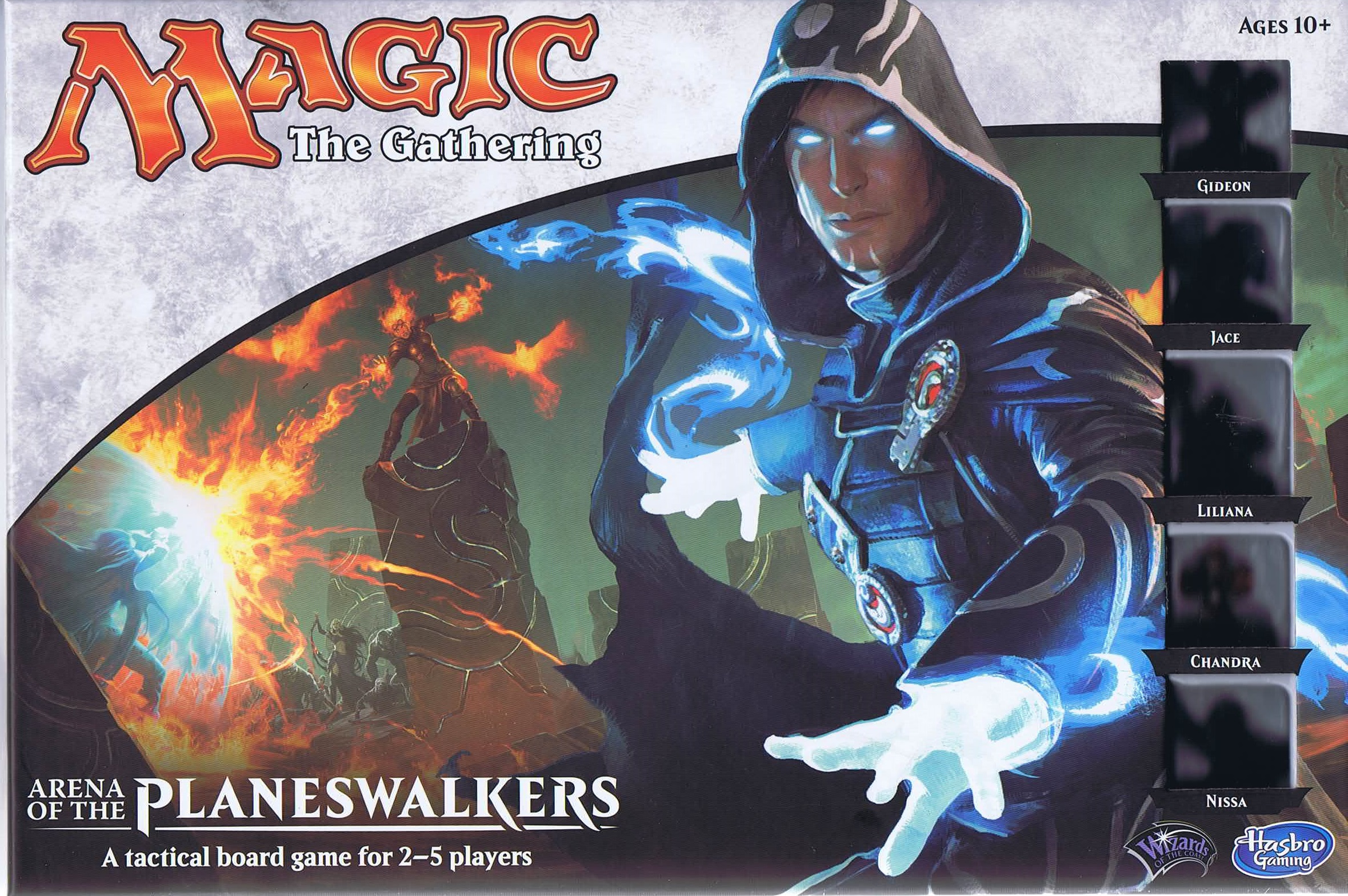 Image of   Magic the Gathering: Arena of the Planeswalkers