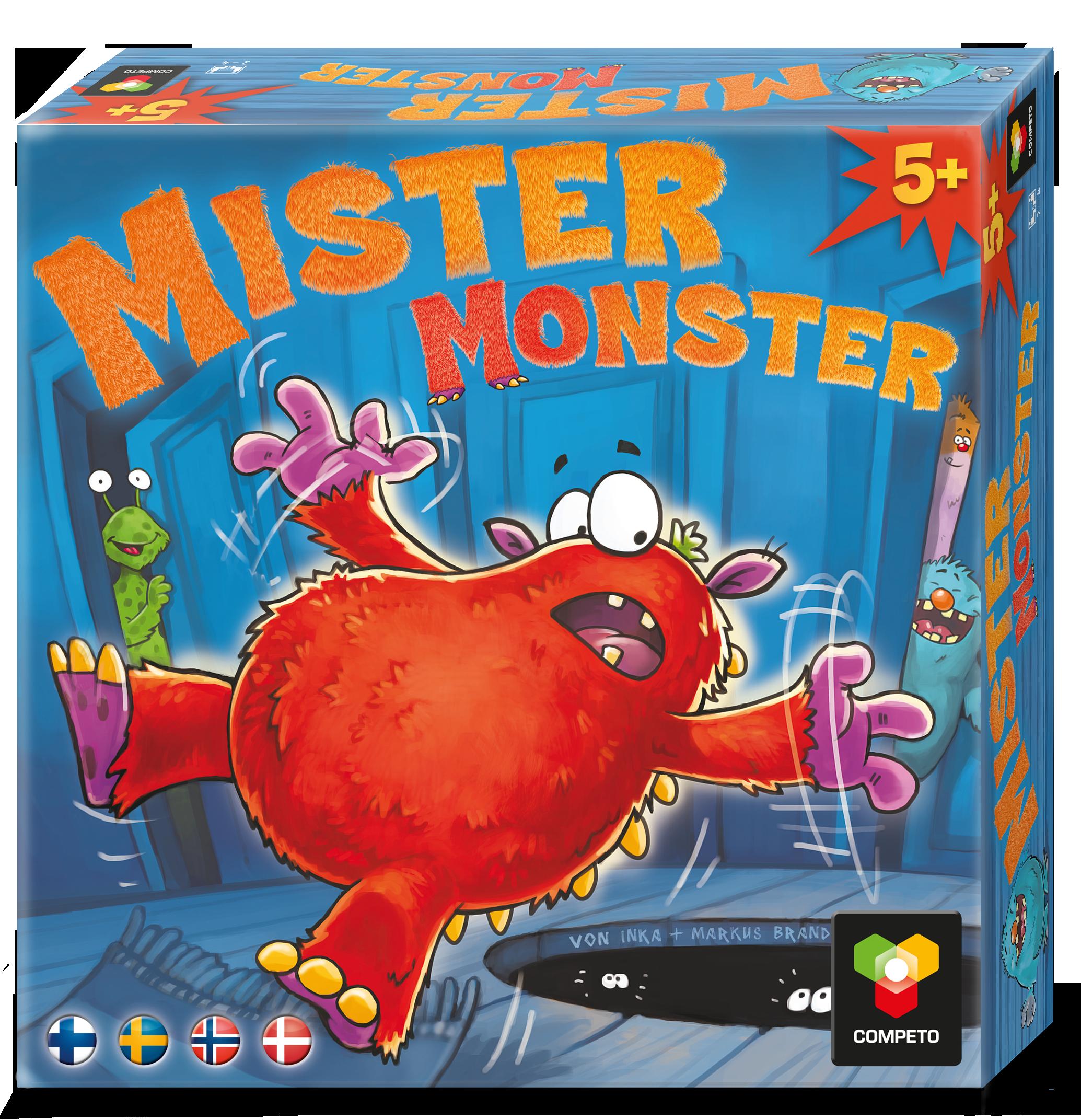 Image of   Mister Monster