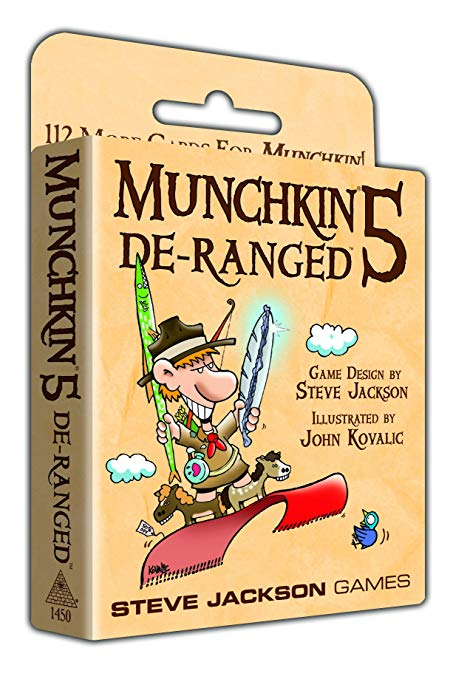 Image of   Munchkin 5, De-Ranged