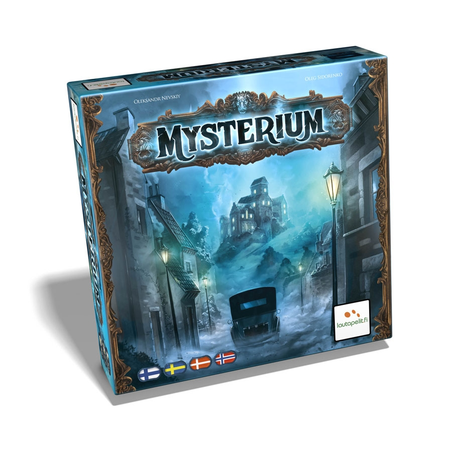 Image of   Mysterium