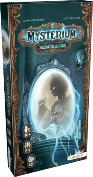 Image of   Mysterium: Secrets & Lies