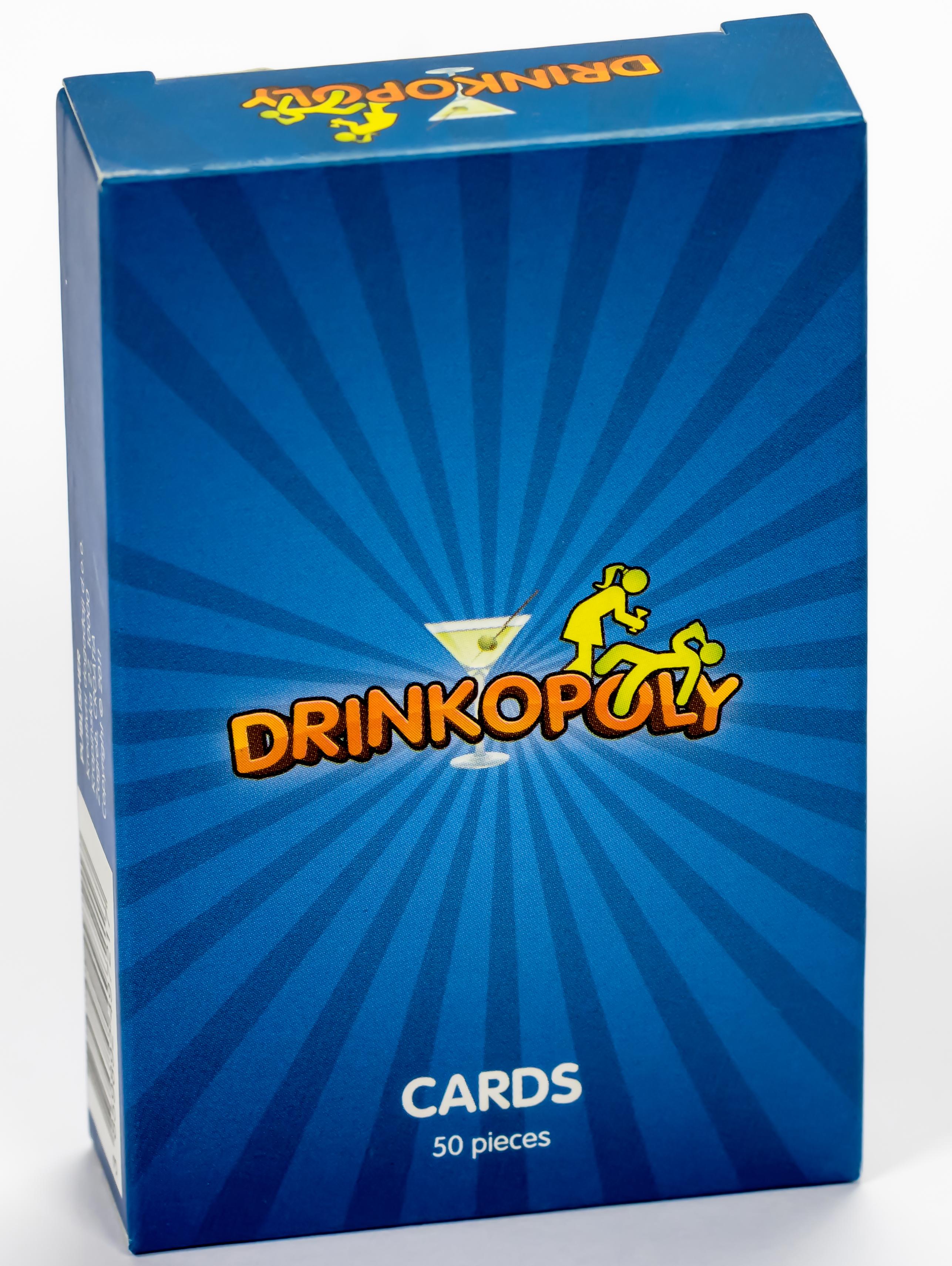 Image of   Drinkopoly - Ekstra Kort