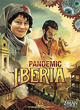 Image of   Pandemic Iberia