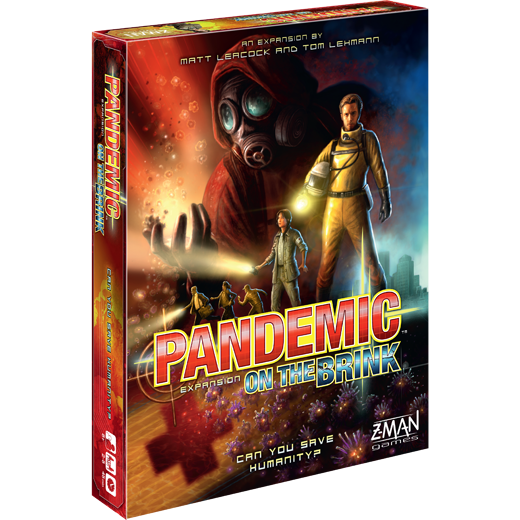 Image of   Pandemic on the brink
