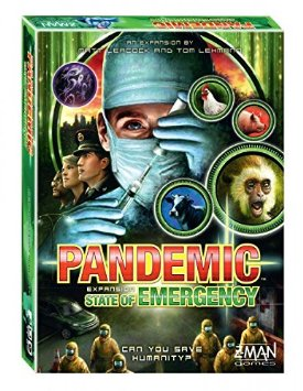 Image of   Pandemic state of emergency