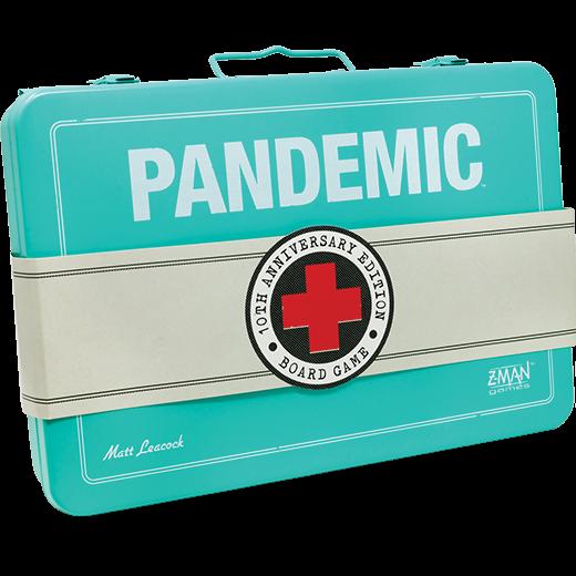 Image of   Pandemic 10 års Jubilæums Udgave
