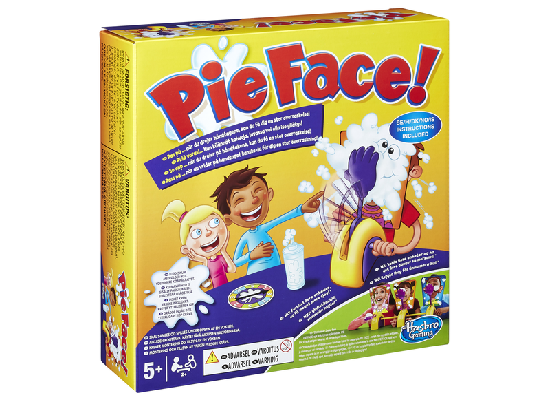 Pie Face - Chain Reaction
