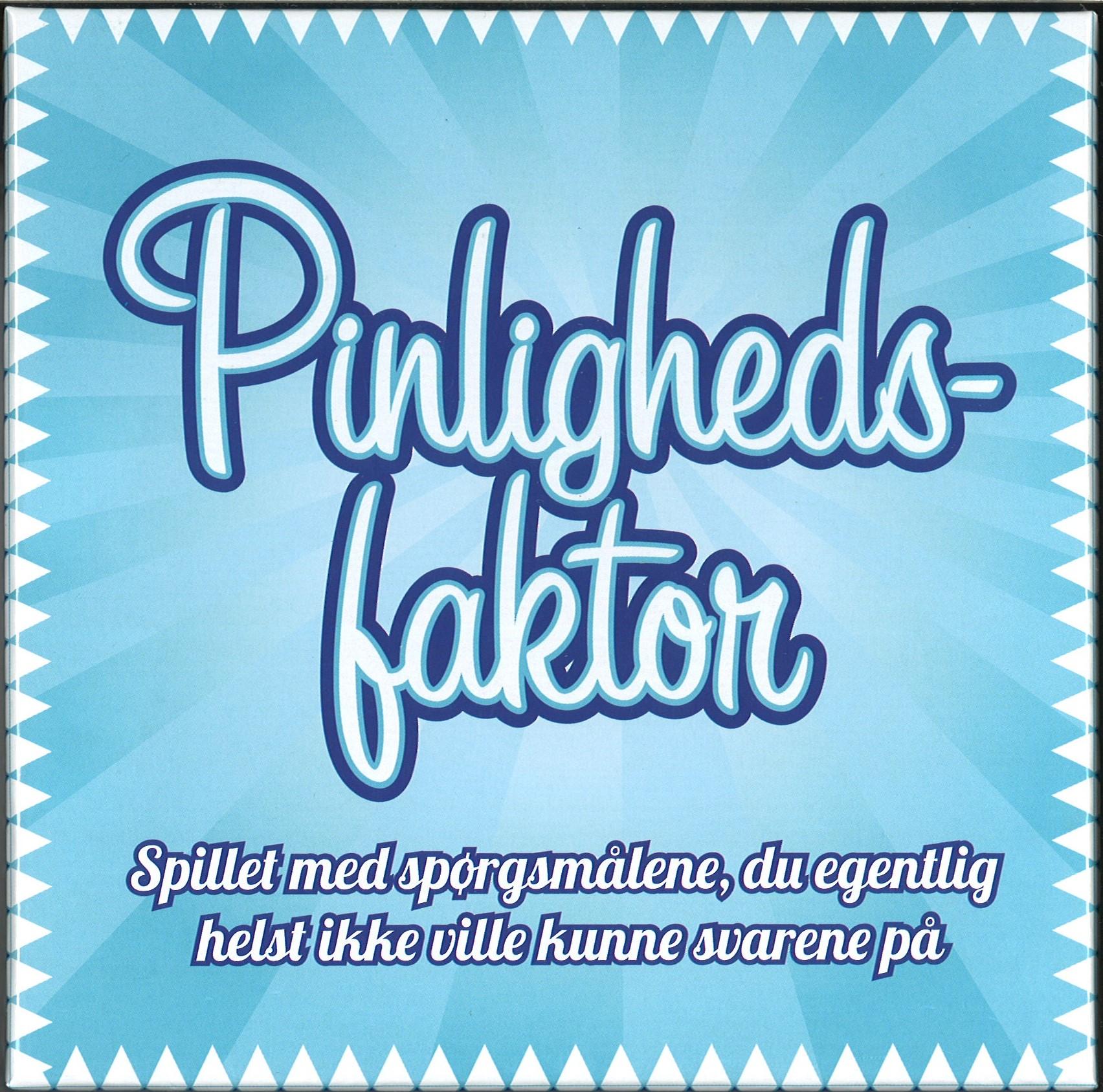 Image of   Pinlighedsfaktor