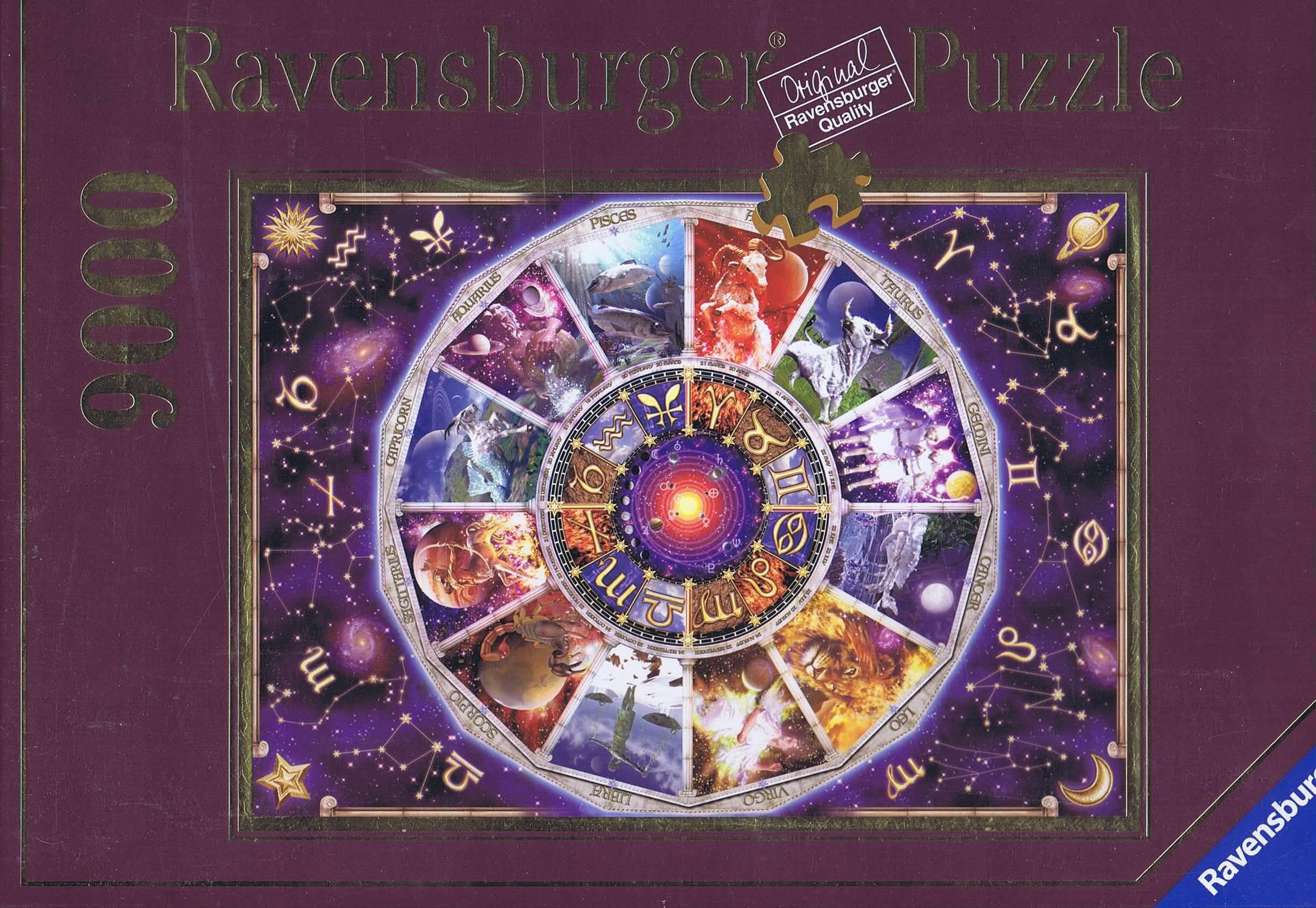 Image of   Astrologie, 9000 brikker