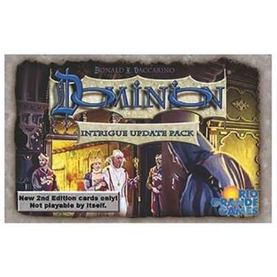 Image of   Dominion Intrigue 2nd Edition - Update Pack
