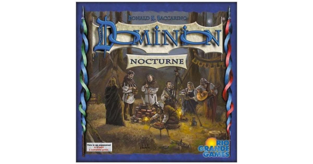 Image of   Dominion: Nocturne