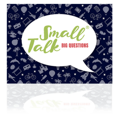 Small Talk – Big Questions Blå (1) (1)