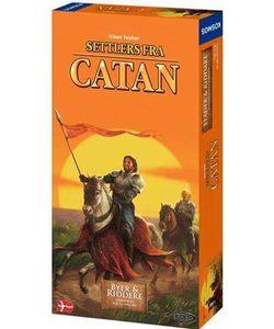 Image of   Settlers fra Catan - Byer og riddere 5-6 spillere
