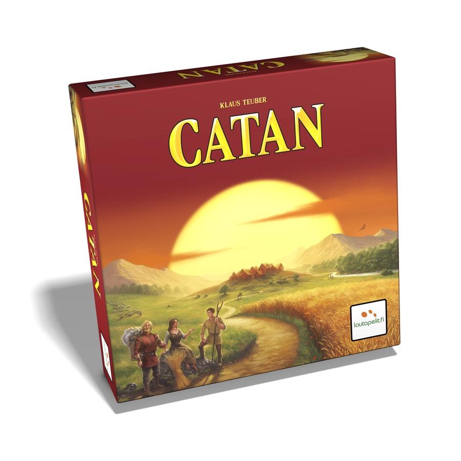 Image of   Settlers fra Catan - grundspillet