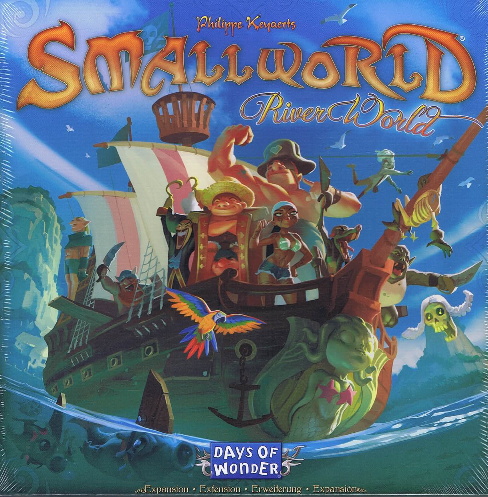 Image of   Small World River World