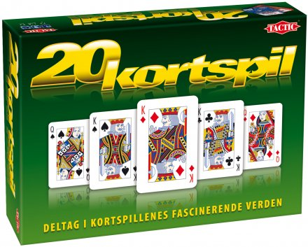 Image of   20 Kortspil