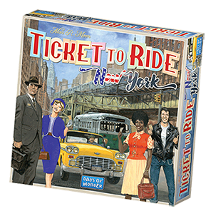 Image of   Ticket to Ride - New York