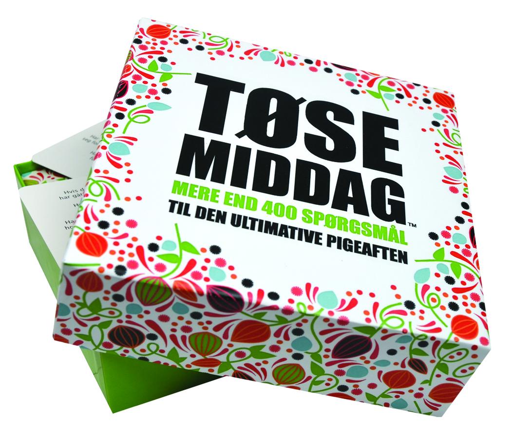Image of   Tøsemiddag