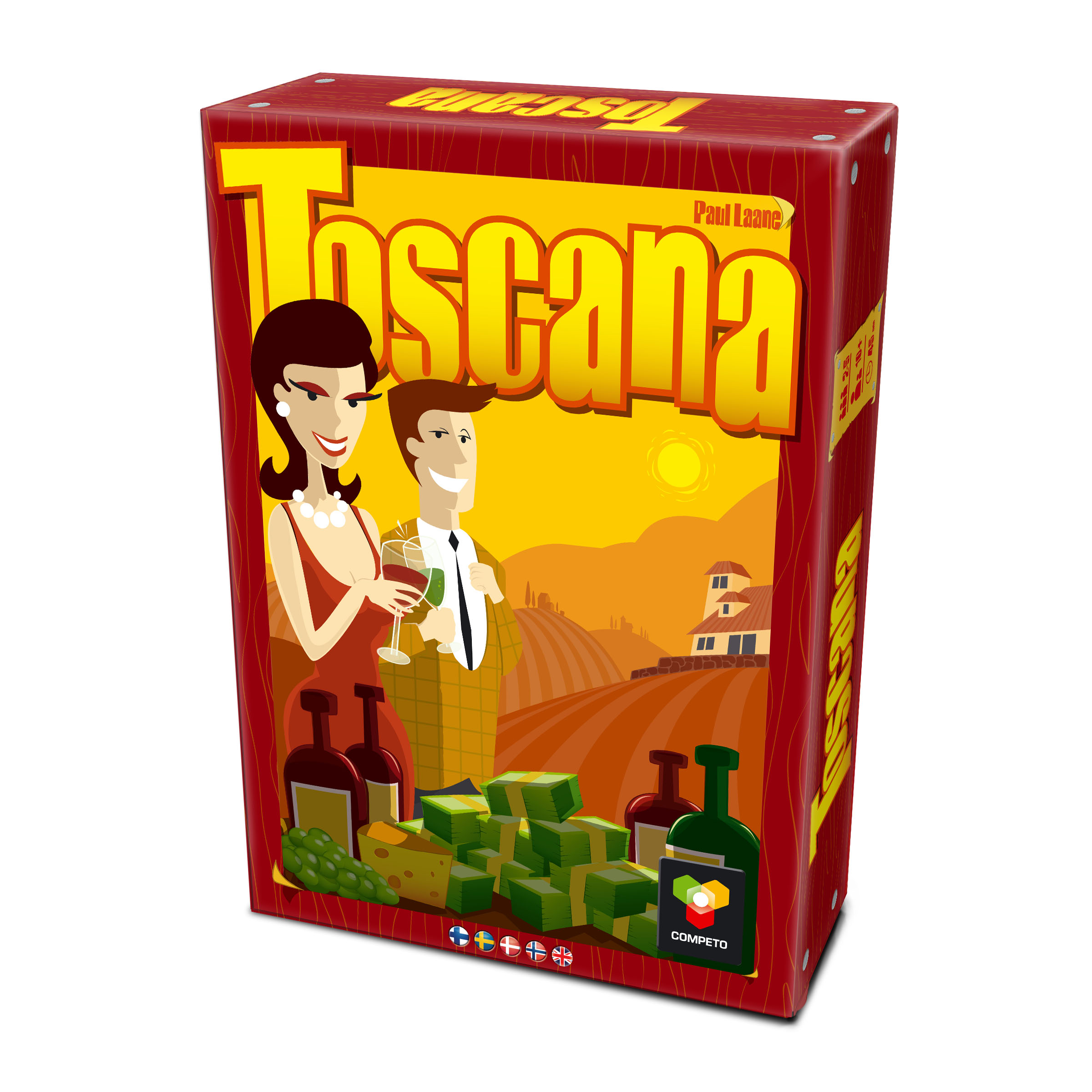 Image of   Toscana