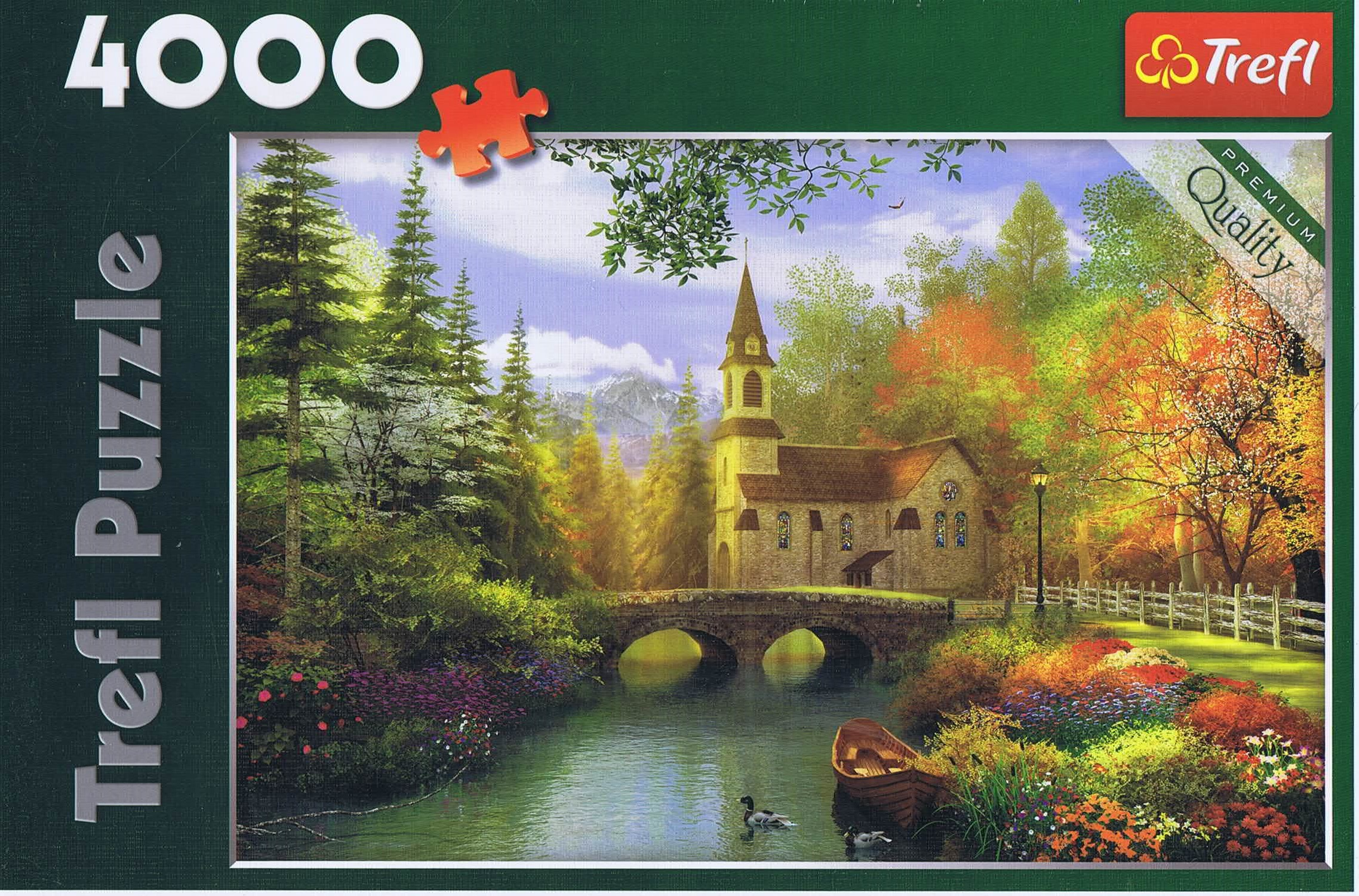 Image of   Autumn Nostalgia, 4000 brikker