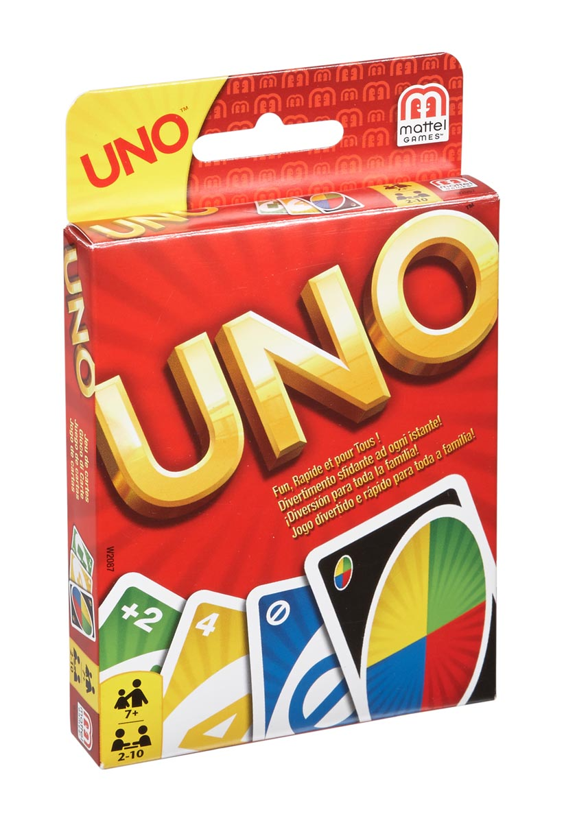 Image of   Uno - dansk