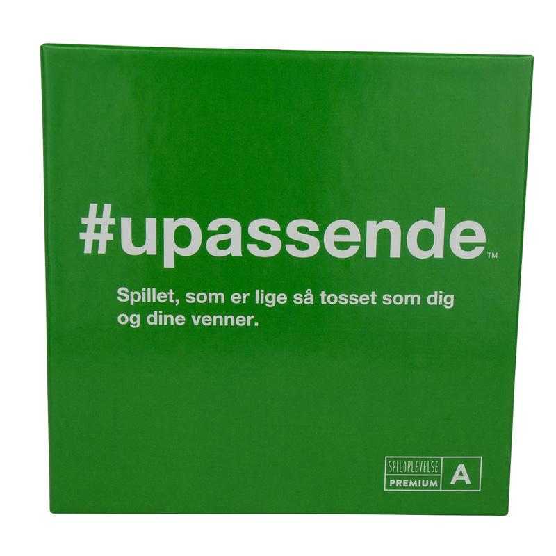 Image of   Upassende