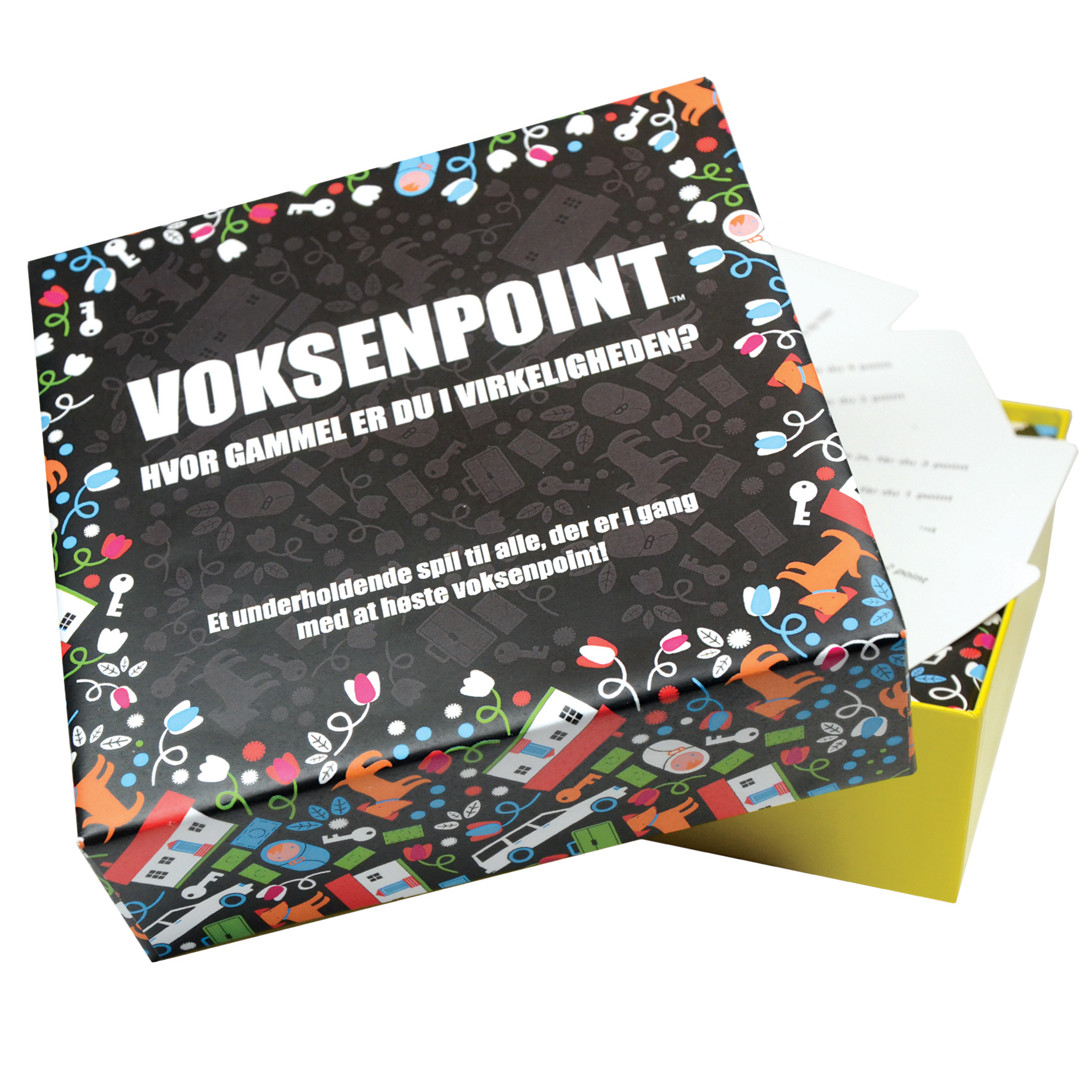 Image of   Voksenpoint