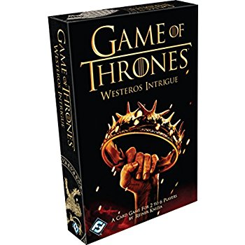 Image of   Game of Thrones Westeros Intrigue HBO