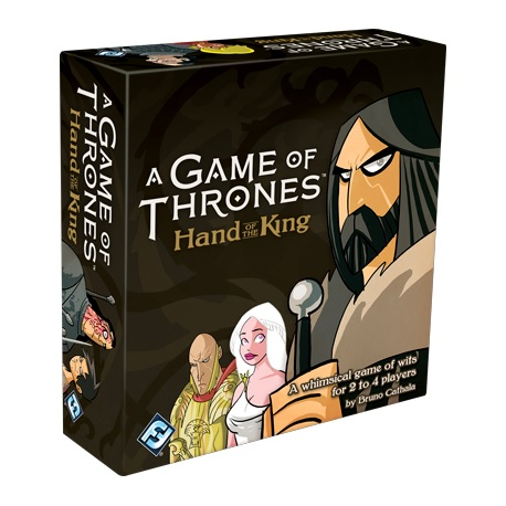 Image of A Game of Thrones: Hand of the King