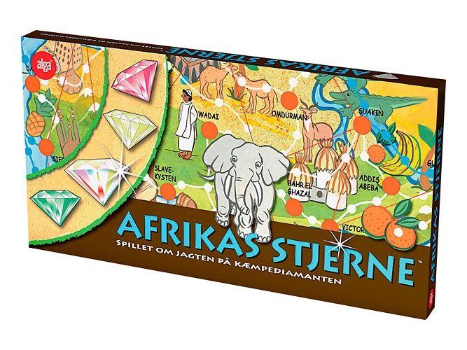 Image of   Afrikas Stjerne