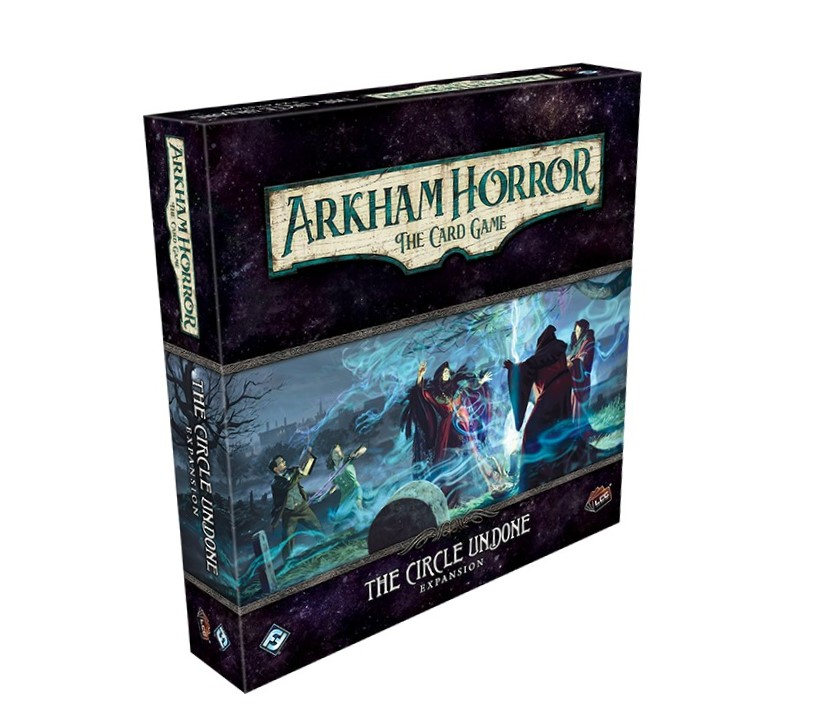 Image of   Arkham Horror - The Card Game: The Circle Undone Deluxe Expansion