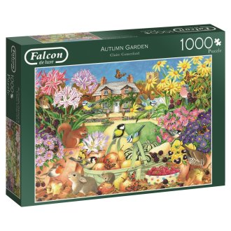 Image of   Autumn Garden, 1000 brikker