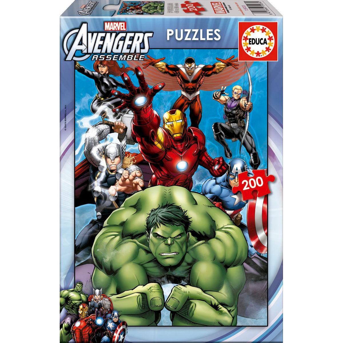 Image of   Avengers, 200 brikker