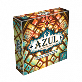 Image of   Azul - Stained Glass of Sintra