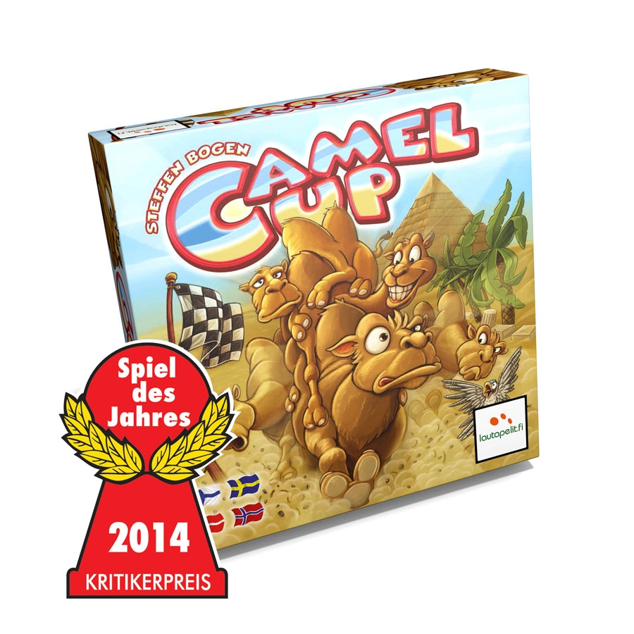 Image of   Camel Cup