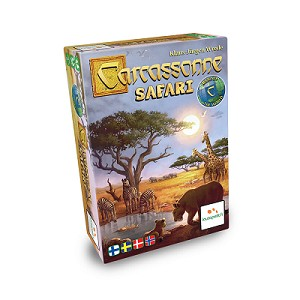Image of   Carcassonne: Safari