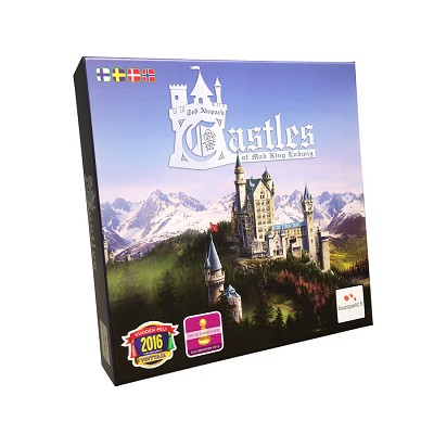 Image of   Castles Of Mad King Ludwig