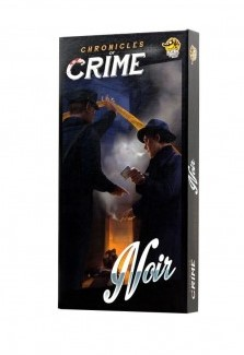 Image of   Chronicles of Crime: Noir