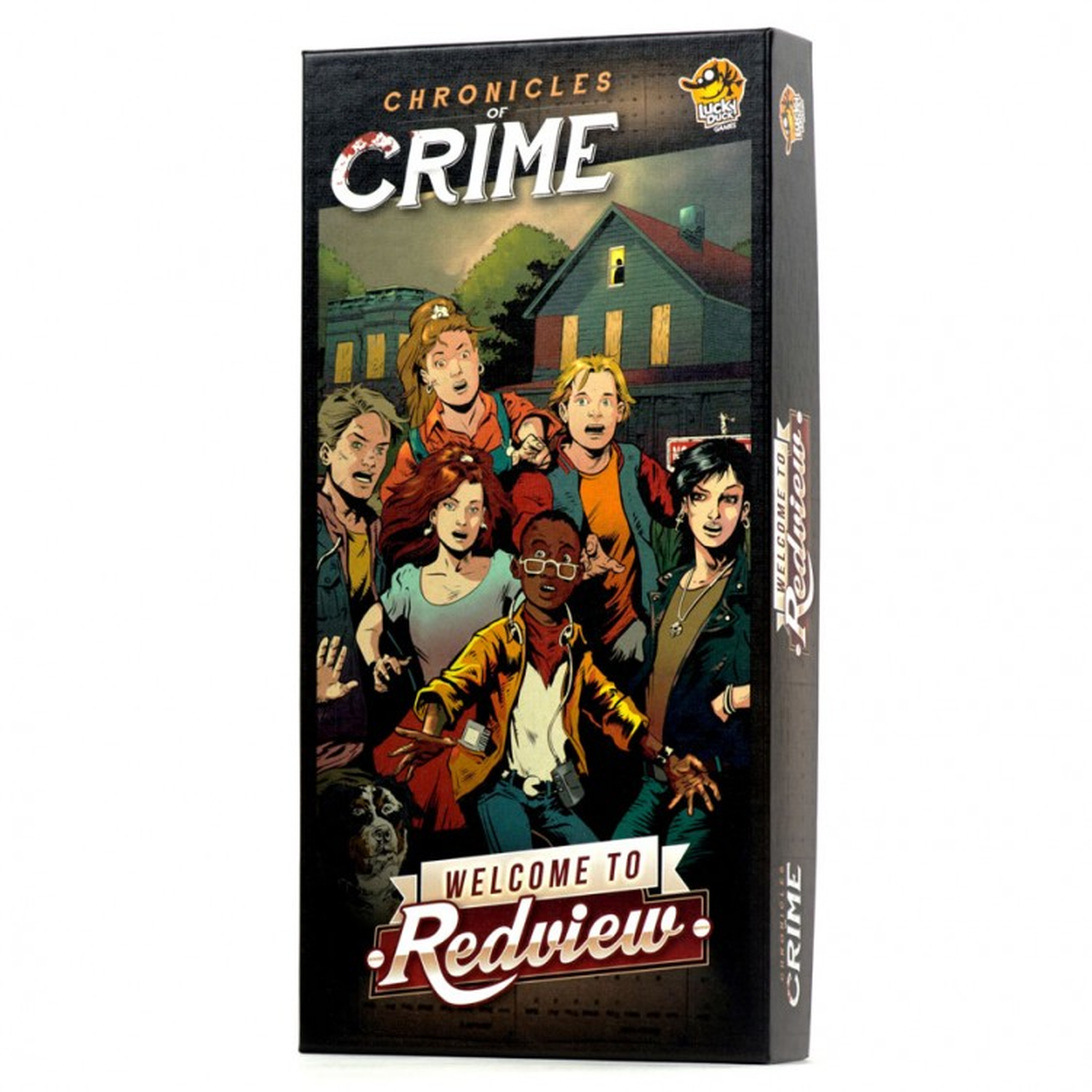 Image of   Chronicles of Crime: Welcome to Redview