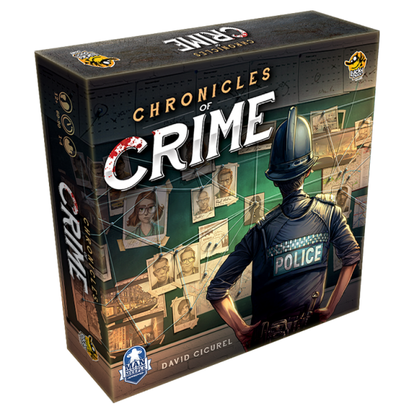 Image of   Chronicles of Crime