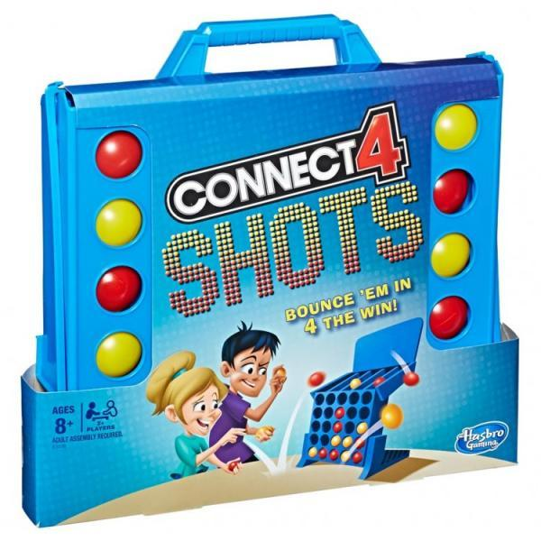 Image of   Connect 4 Shots