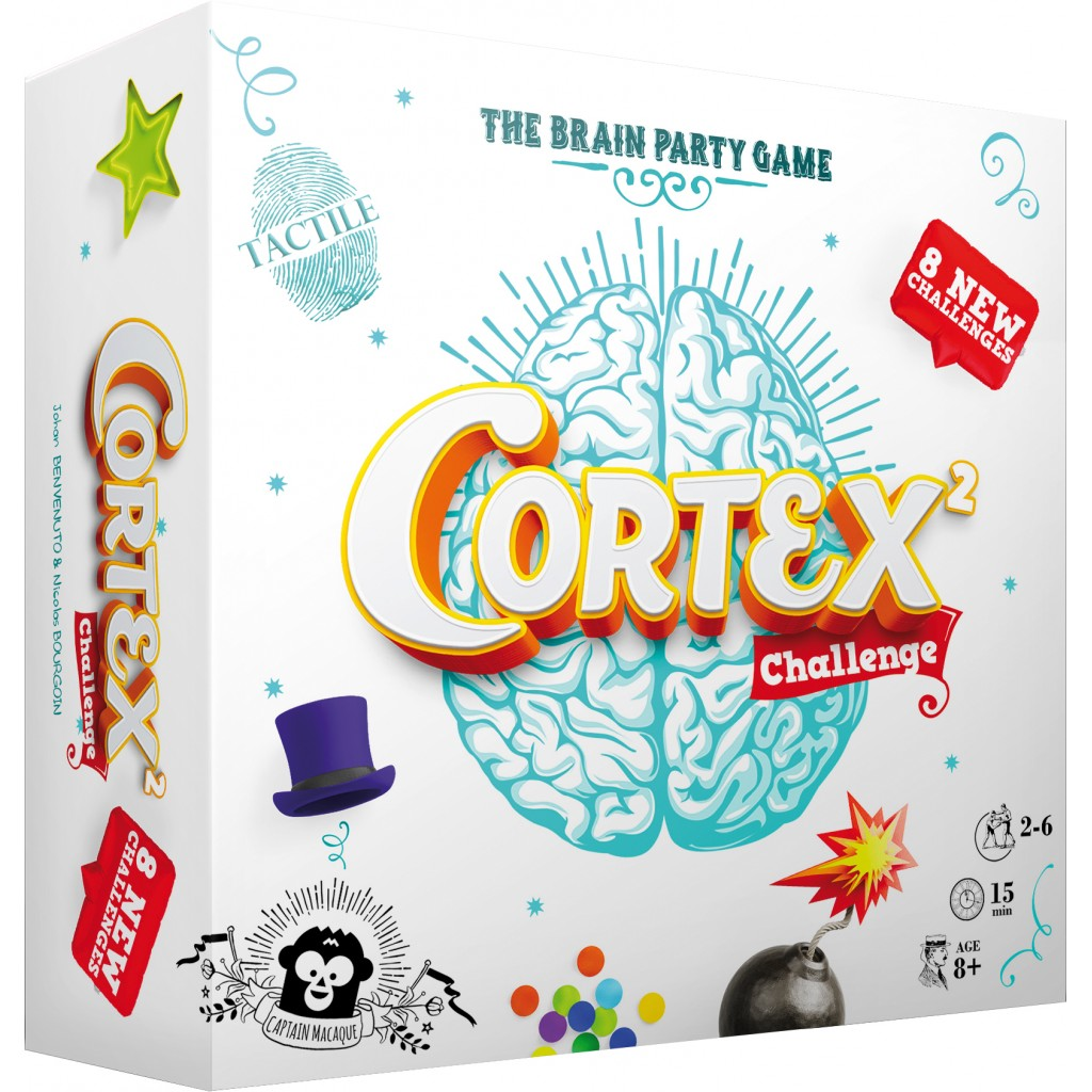 Image of   Cortex Challenge 2
