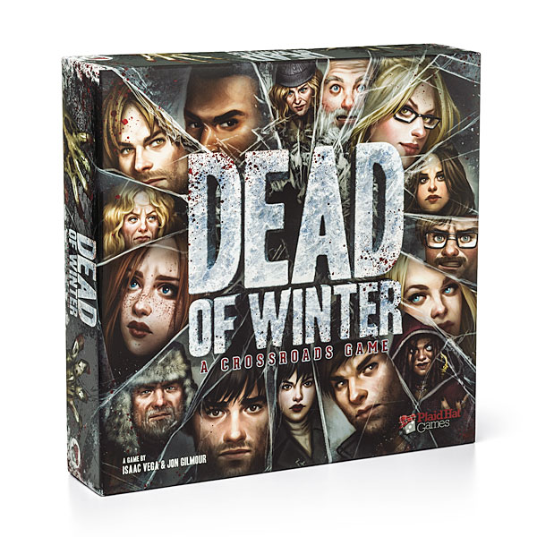 Image of   Dead of Winter - A Crossroads game